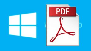 Pdf Windows